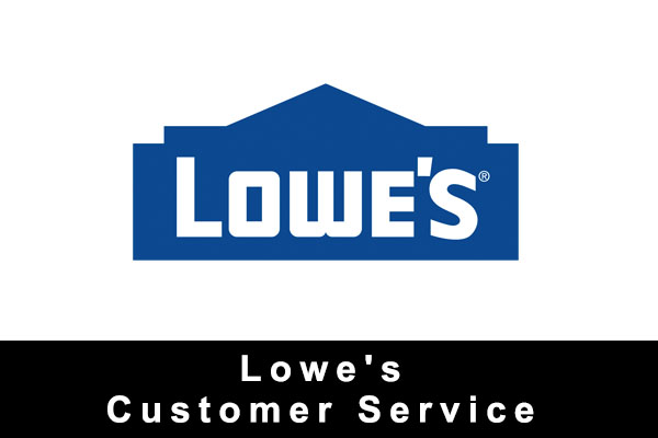 Lowe's Custome Service Phone Canada