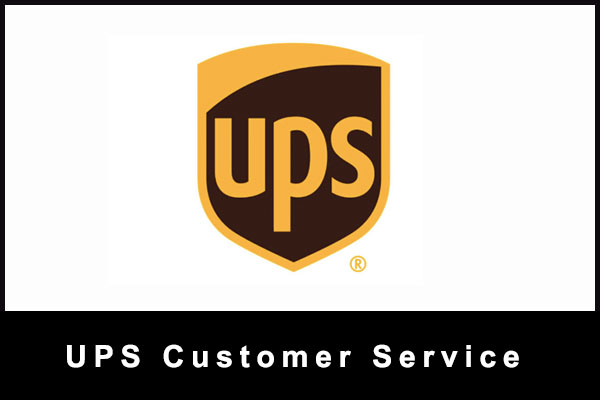 UPS Custome Service Phone Canada