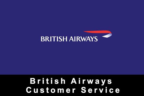British Airways Custome Service Phone Canada