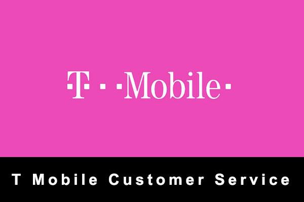 T-Mobile Custome Service Phone Canada